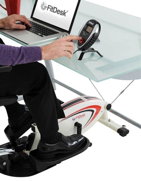 fitdesk desk elliptical review fitdesk desk elliptical trainer review healthier land