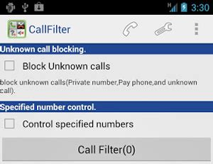 how do i block a number on my android how can i block a number from calling my cellphone