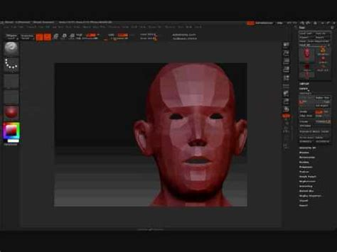 tutorial zbrush 3ds max quick zbrush to 3ds max normal displacement tutorial youtube