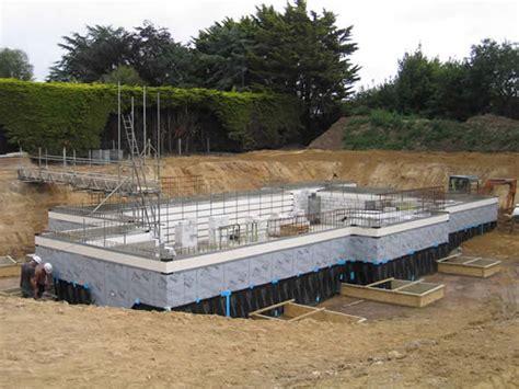 Houses Design Large Residential Basement