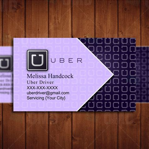 uber lyft business card template word free uber business cards images business card template
