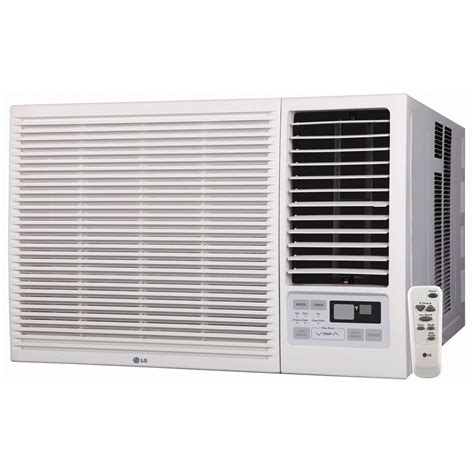 Ac Window Lg lg lw1214hr 12 000 btu 230v window mounted room air