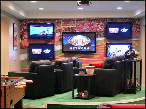 Home Theater Decorations Cheap by Top 50 Awesome Man Cave Pictures