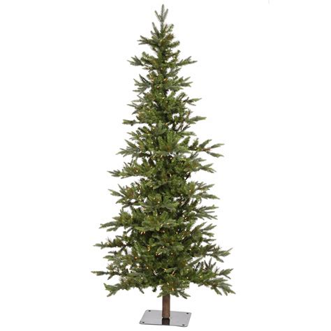 vickerman 6 x 42 quot shawnee fir tree with 250 clear dura