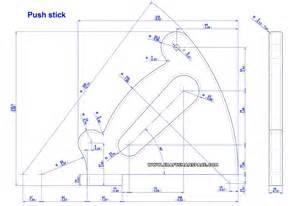 table saw push stick template car interior design