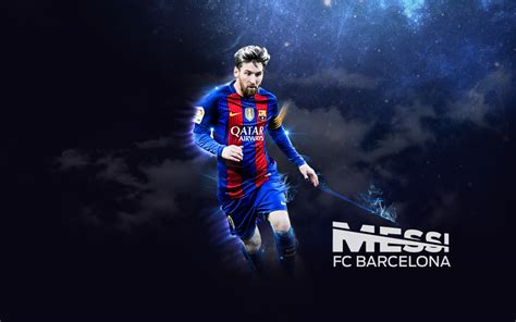 Wallpaper Lionel Messi, FC Barcelona, HD, Sports, #10660