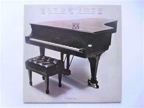 elton john here and there elton john here and there vinyl records lp cd on cdandlp