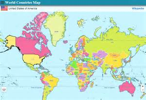 country on world map world atlas android apps on play
