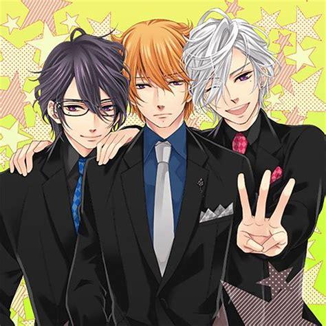 tsubaki brothers azusa natsume tsubaki brothers conflict pinterest