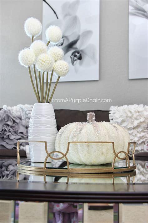 fall coffee table decor fall decor coffee table styling miss liz
