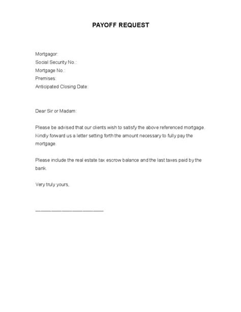Rent Escrow Letter blank rental agreement template business