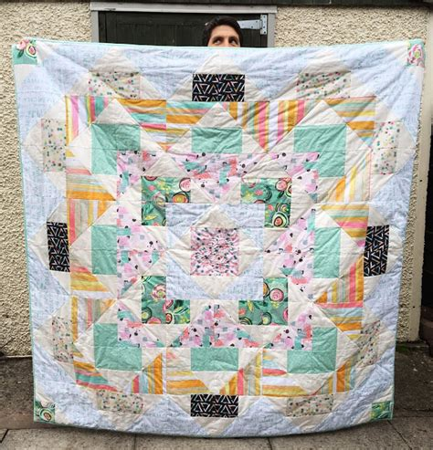 List Of Quilt Shops by Palisades Quilt Free Pattern From Quarter Shop