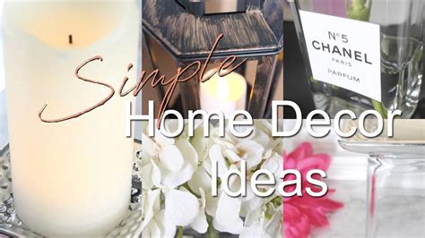 Simple Diy Home Decor by Simple Home Decor Diy Ideas To Try Attachment Diy