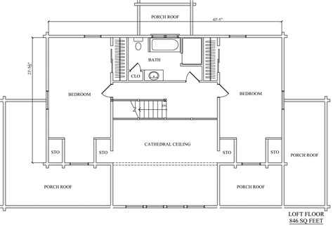 log home plan 14239 katahdin cedar log homes floor plans