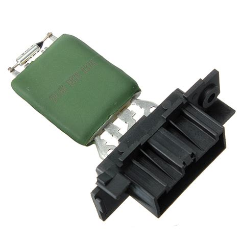 how does a car heater resistor work car heater motor blower resistor for fiat grande punto us 4 50