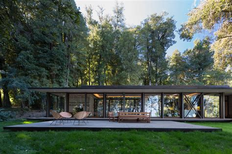 casa lago casa en lago villarrica plan maestro arquitectos