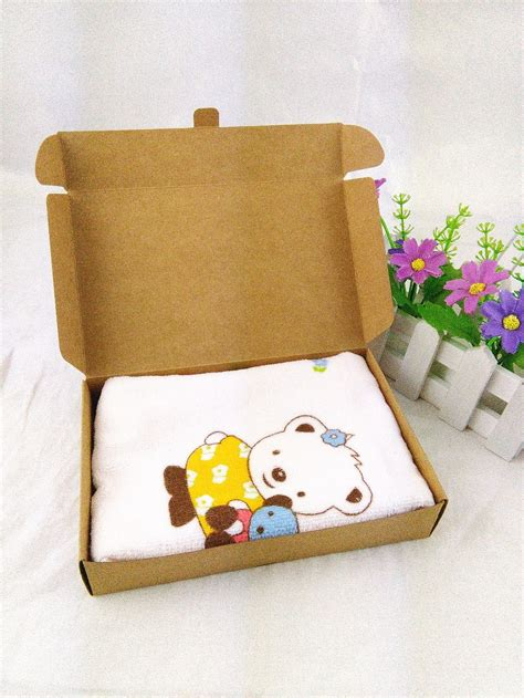 Handmade Gift Packing - diy handmade gift boxes 14x11 5x3 5cm kraft paper gift box