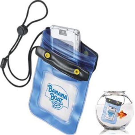promotional logo waterproof lanyard pouch