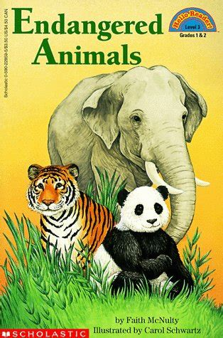 endangered species books endangered animals