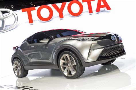 chr toyota concept updated toyota c hr ii concept moves a little closer to
