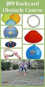 15 diy outdoor family games diy backyard obstacle course jpg