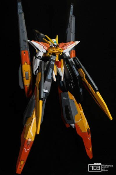 hg 1 144 harute gundam battle ver by 703 workshop