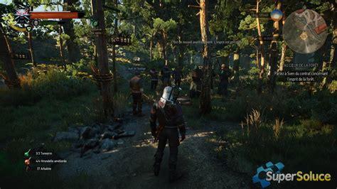 Coeur De La Foret by Au Coeur De La For 234 T Soluce The Witcher 3 Hunt