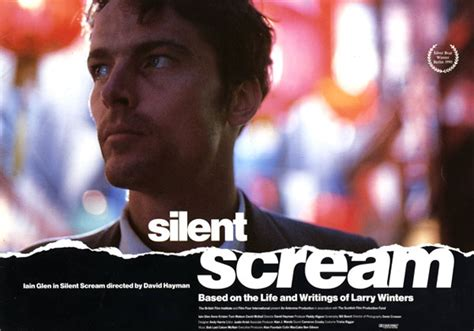 Silent Scream - Iain Glen - British Actor David Gallagher Young