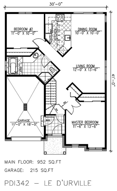 small bungalow floor plans small bungalow house plans home design pdi342