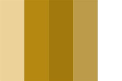 gold color hex gold gradient color palette