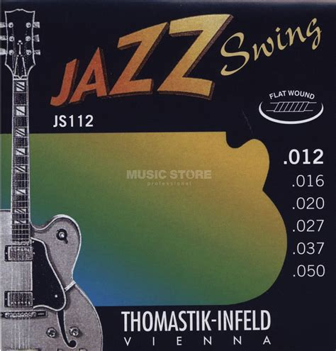 thomastik jazz swing 20 gretsch upgrades mods tone tips guitar bass