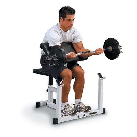 how to build a preacher curl bench exercise benches