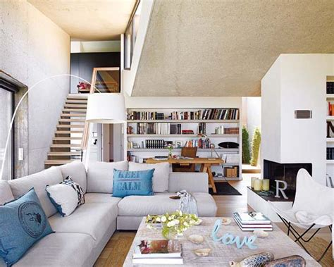 two storey house interior design two story house interior design in spain summer house by marta esteve contemporary