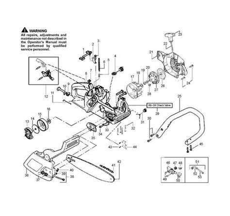 mcculloch parts diagram mcculloch m3416 n 952802212 chainsaw chassis enclosures spare parts diagram