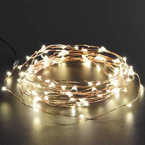 Best Solar Powered String Lights Top 5 Reviews Rope Solar Lights
