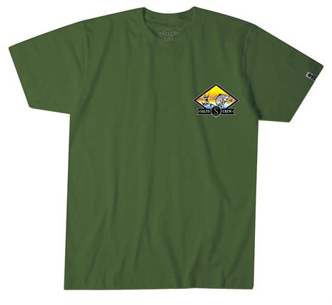 salty t shirt salty crew big sleeve t shirts tackledirect