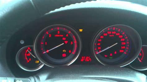 mazda 6 check engine light kasowanie inspekcji olejowej mazda 6 gh youtube