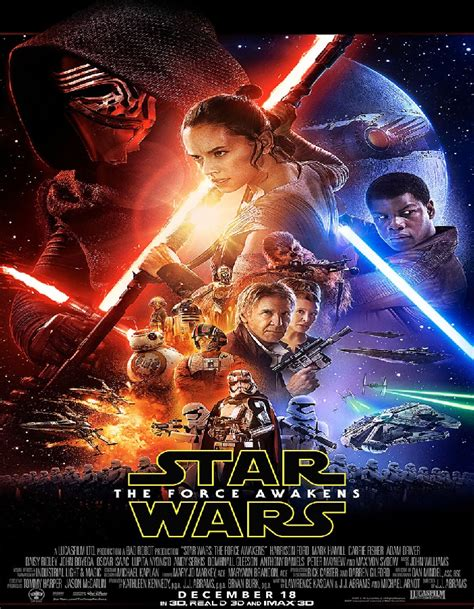 film hollywood tersedih 2015 star wars the force awakens 2015 hollywood movie
