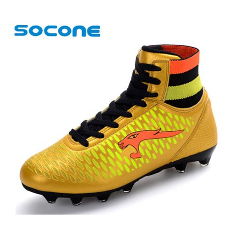 sports shoes football boots aliexpress buy mens football boots cleats