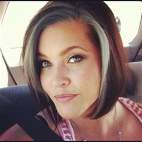 women with gray streaks 1000 images about hair on pinterest gray streaks