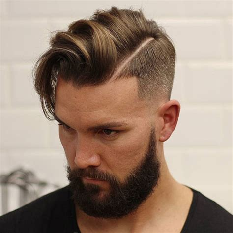 long fade with combover 25 pretty boy haircuts men s haircuts hairstyles 2017