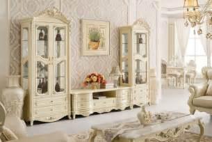 meubles orientaux de la laque shabby curio cabinet