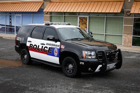 Sherman Tx Arrest Records Sherman Department Wraps Car Wrap City