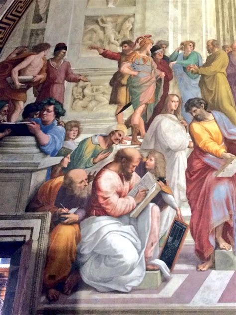 school of athens books the school of athens averroes and pythagoras on the pope