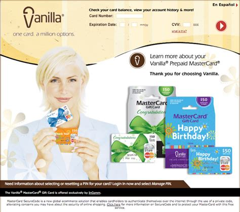 How To Check Balance On Vanilla Gift Card - vanilla mastercard gift card balance checker lamoureph blog