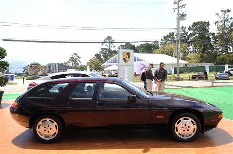 future porsche 928 la porsche 928 h50 concept de sortie pour nous pr 233 parer 224
