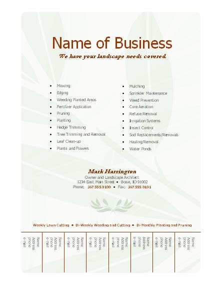 tear business card template blank tear flyer pictures to pin on pinsdaddy