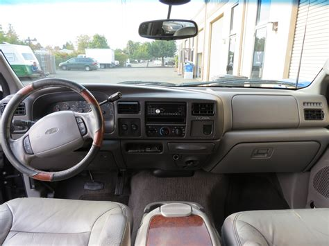 Excursion Interior by 2000 Ford Excursion Pictures Cargurus