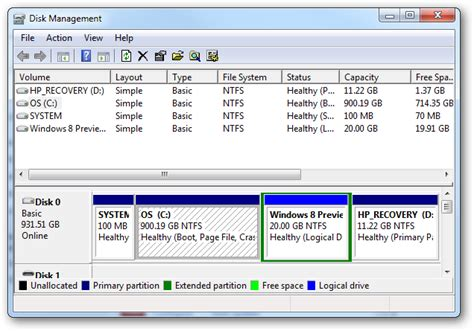 Format Hard Drive And Partition | how to create a hard drive partition in windows 7