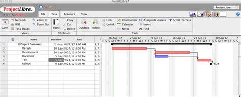 diagramme de gantt logiciel libre projectlibre logiciel de gestion de projet gratuit et